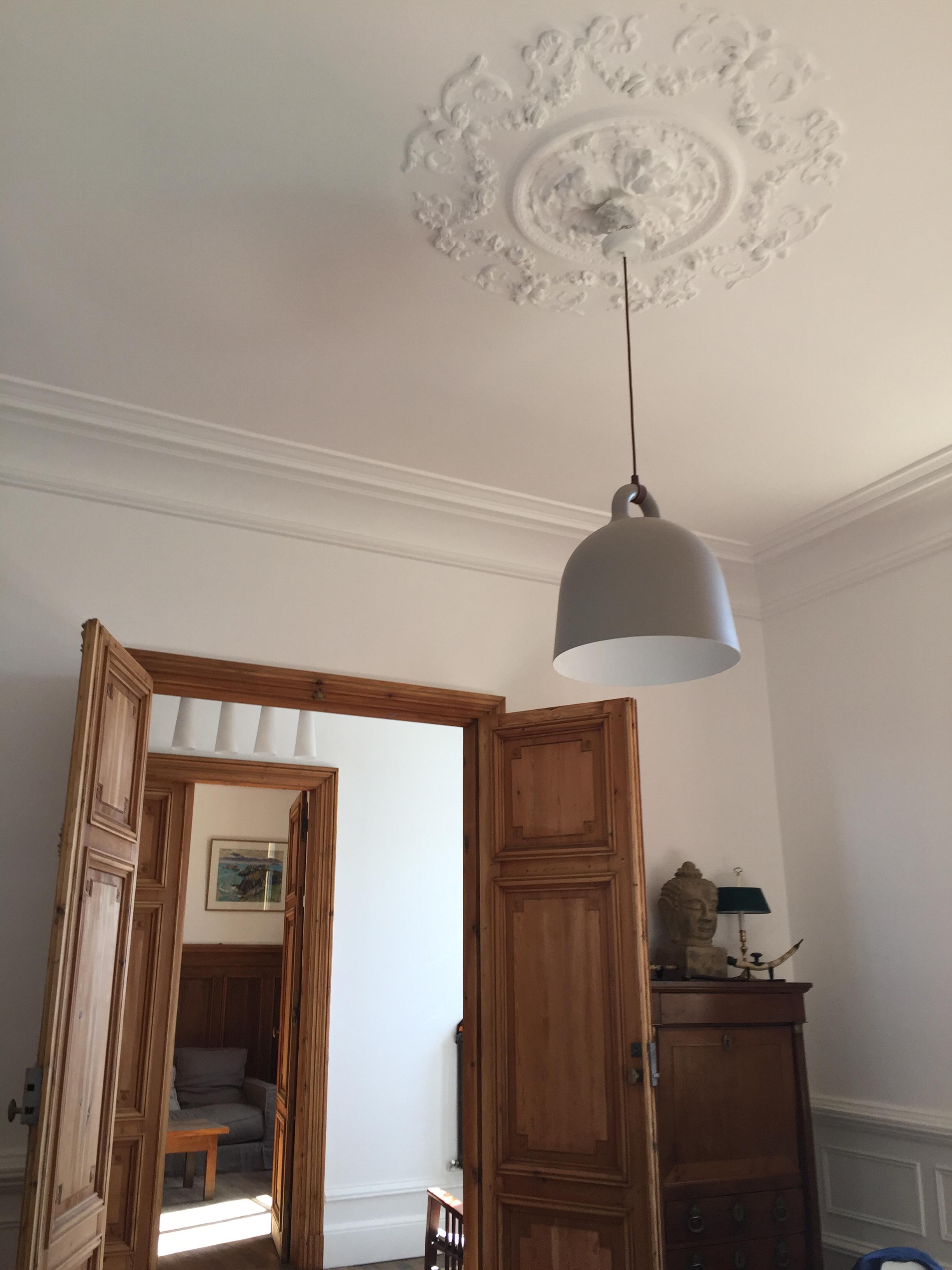 renovation plafond toile de verre rnovation plafond poser une toile en fibre de verre couteau. Black Bedroom Furniture Sets. Home Design Ideas
